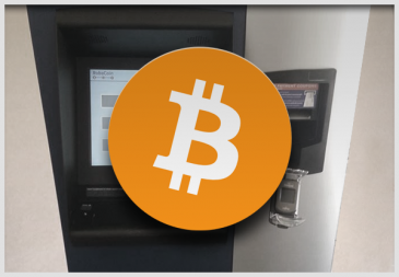 Bitcoin Converter with an ATM