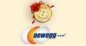 Bitcoin Black Friday at Newegg