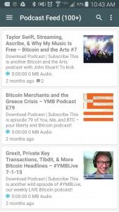 Bitcoin App 3