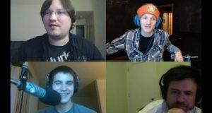 Vortex, Dustin, Dan, Gabriel
